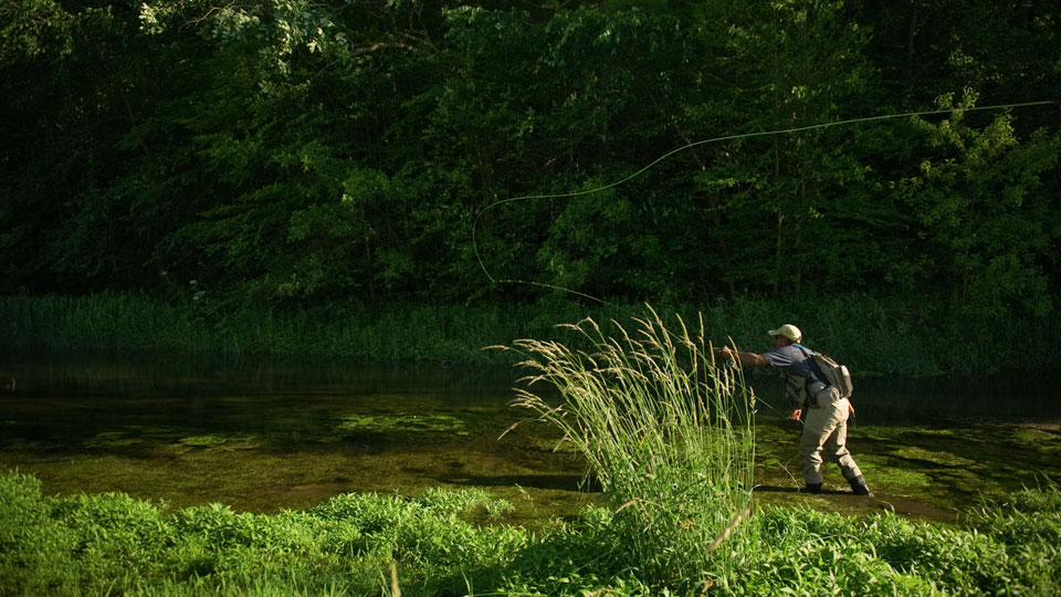 fly fishing climate wisconsin